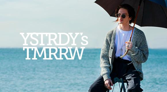 YSTRDY'S TMRRW/イエスタデイズ トゥモロー